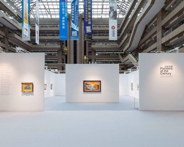 【非非聞】 2017台北國際藝術博覽會:世紀先鋒—台灣現代繪畫群像展