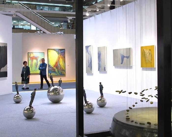 【藝文直擊】 2017 ART TAIPEI 大象藝術空間館