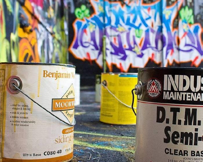 美國:聯邦法律首度保護塗鴉與噴漆藝術