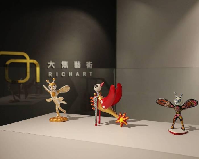 大雋藝術 Rich Art:【記憶延伸的純真】唐壽南&張立曄 雙個展