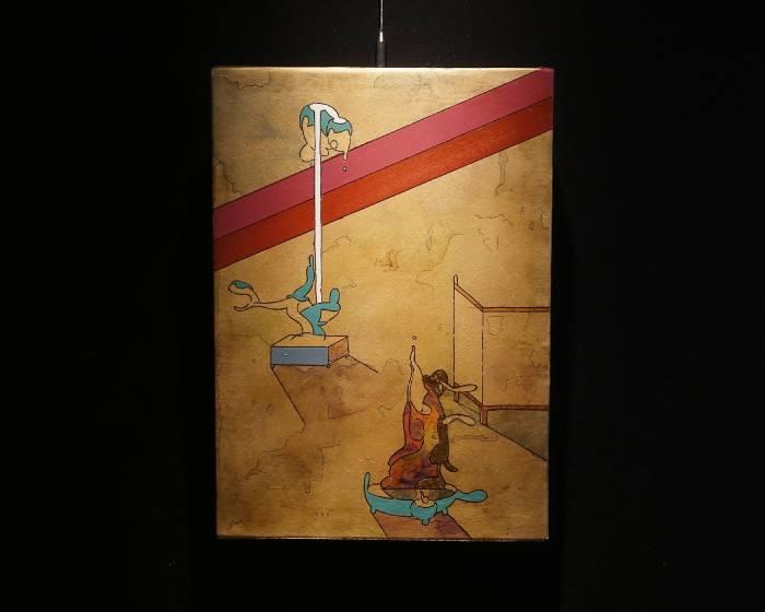 A+ Creations 移動畫廊:【「庇護所」六樓鐵皮個展】