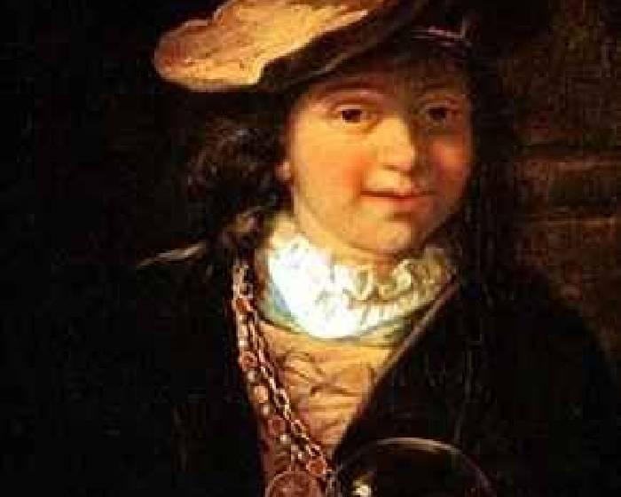 林布蘭被竊畫作 一找15年