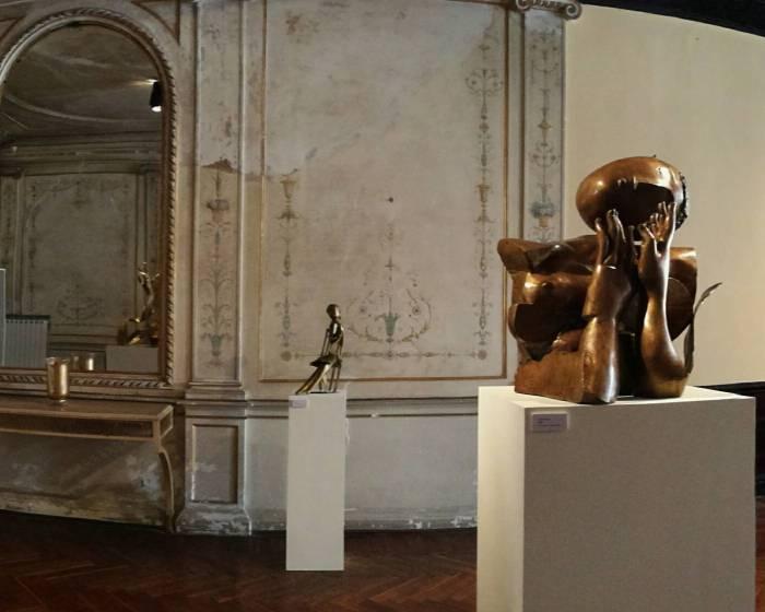 【2017第57屆威尼斯雙年展「有無之際─李光裕大型個展」璀璨謝幕】
