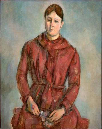 photo:wiki Author:Paul Cézanne