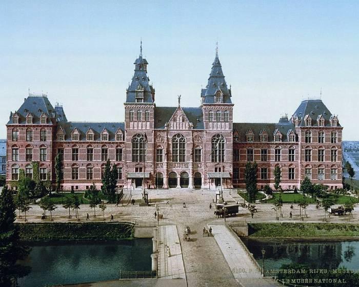 拒絕歧視  阿姆斯特丹國家博物館幫畫作改名