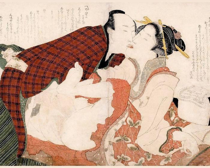 江戶時代的男女情愛  日本春畫展