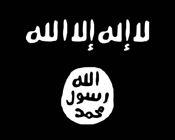 他拿鞋底做ISIS臉譜 抨擊激進組織