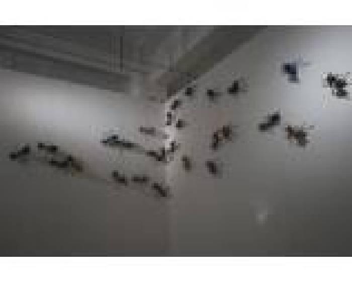 采泥藝術:【螞蟻的故事-陳志光】