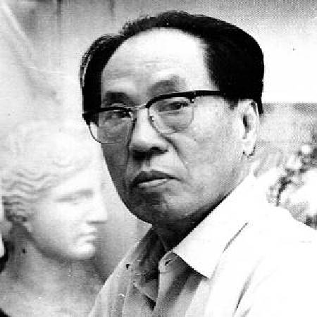 廖繼春。圖/取自Wikipedia。