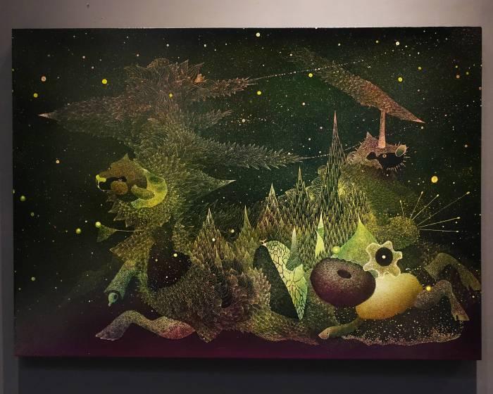 The Art Club:【光體:來自流動的世界|田村香織個展】
