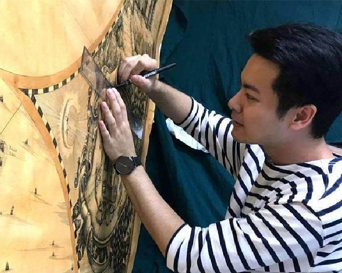 揭露現今文明發展的真相 人們心中的悸動與記憶 談藝術家霍凱盛的藝術創作