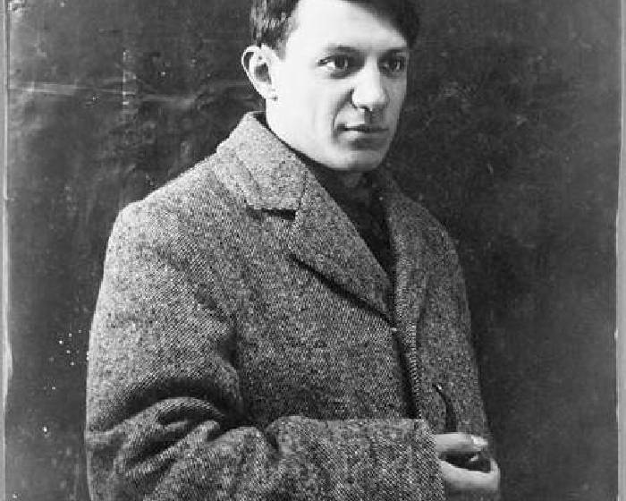 10月25日 Pablo Ruizy Picasso 生日快樂