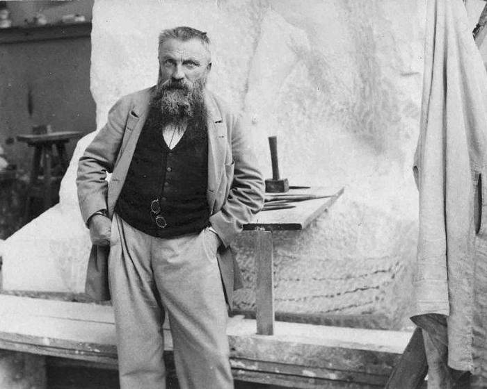 11月12日 Auguste Rodin 生日快樂!