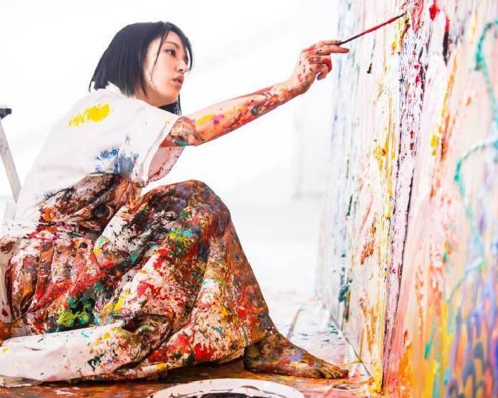 【藝文直擊】白石畫廊:繪獸繪靈—小松美羽台灣首個展