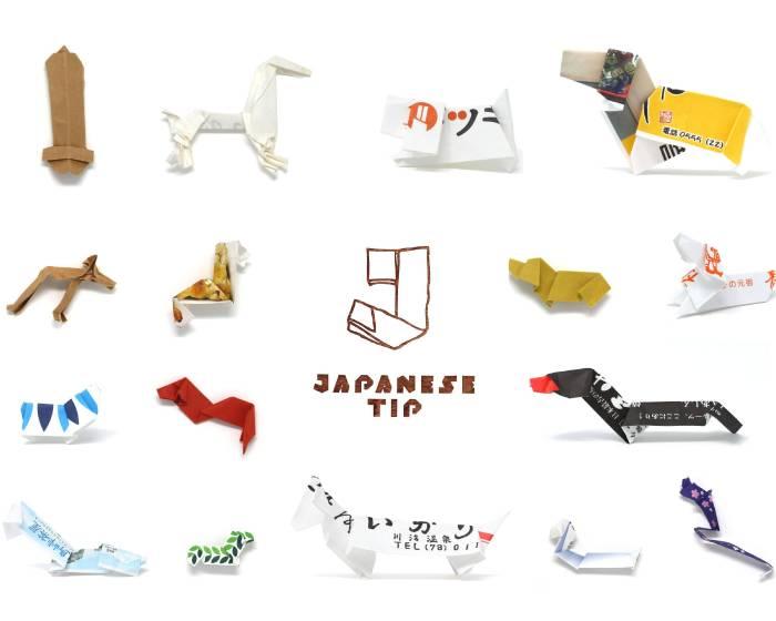 日本式小費 1萬5千件的「感謝」