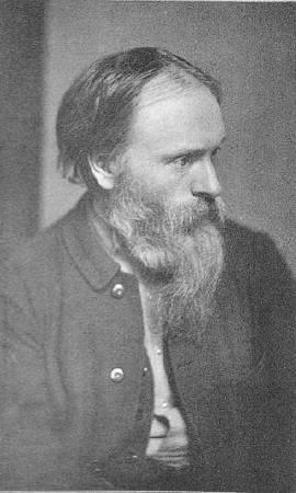 Edward Burne-Jones。圖/取自Wikipedia。
