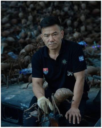 藝術家  陳志光