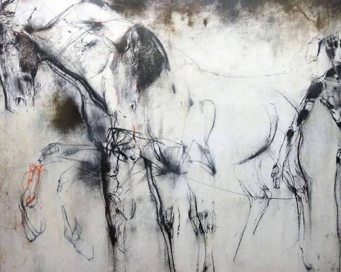 赤粒藝術:【野馬與塵埃】梁兆熙2018個展