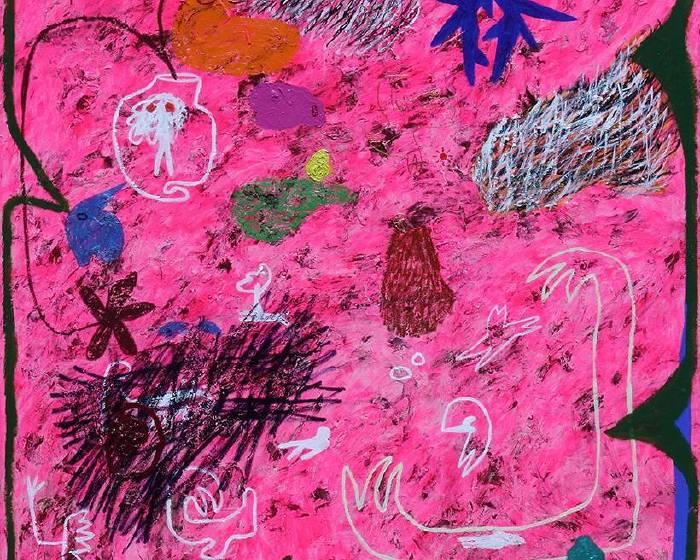 有一種細膩是自然不羈 印尼藝術家匹可的知覺風暴