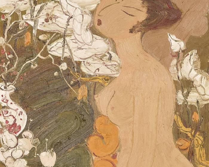 觀想藝術【秘密花園】FLORAL PARADISE