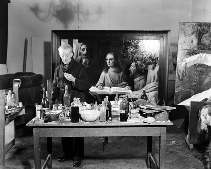 【藝術好好看】 《藝術偵探》第一季第三集 史上最著名偽畫者漢•凡米格倫