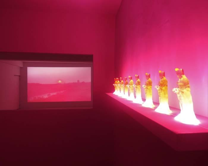 台灣首次連結現代美術館與傳統古蹟廟宇對話的藝術展-《第二屆出彰化城藝術展》