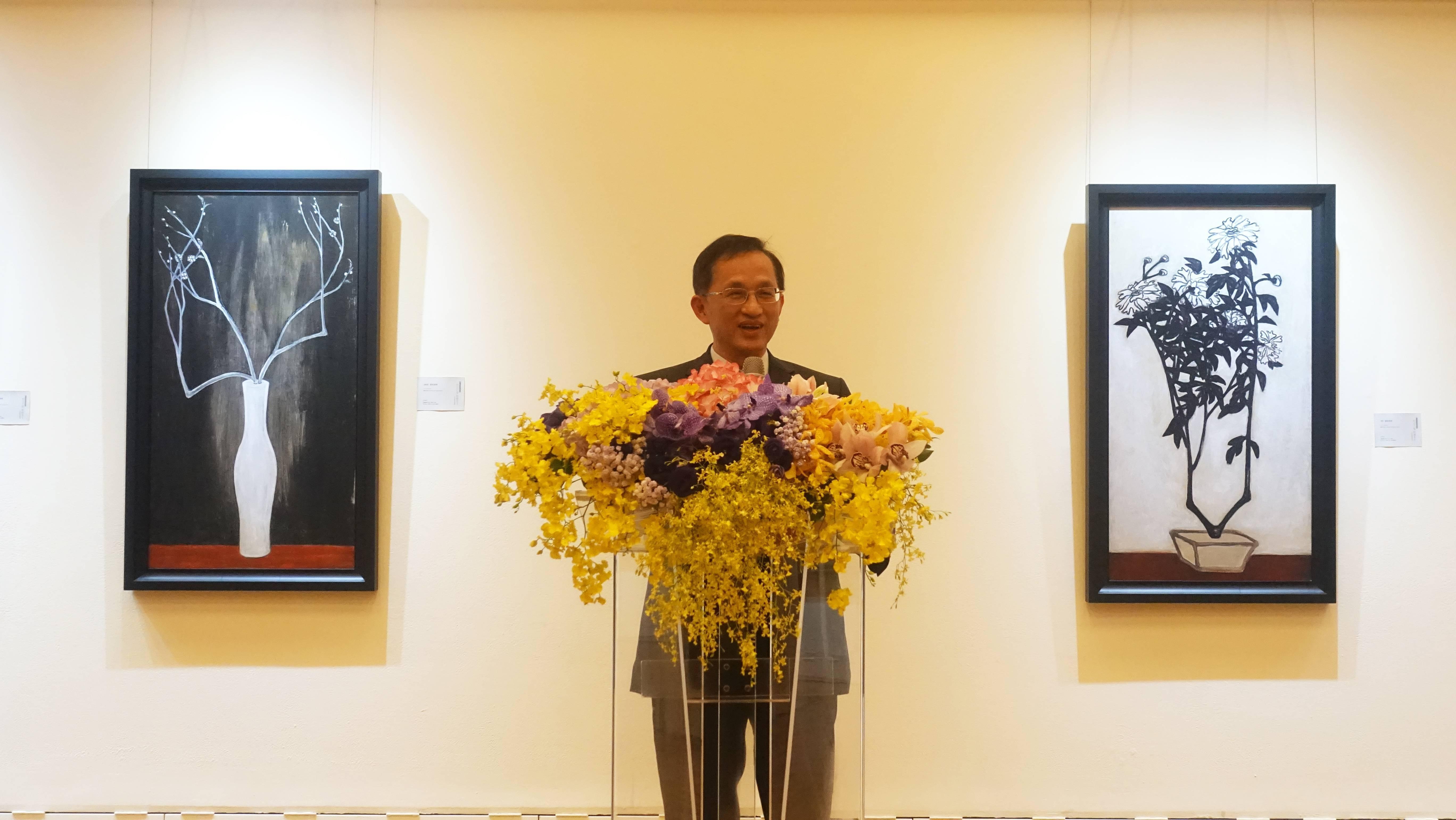 前資策會執行長/吳瑞北 先生 致詞