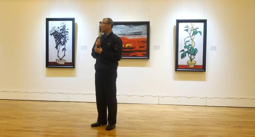 導覽:國立歷史博物館展覽組研究員/蔡耀慶 先生