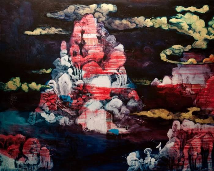 印象畫廊:【粉紅肉塊組構出奇幻、唯美的血肉世界】