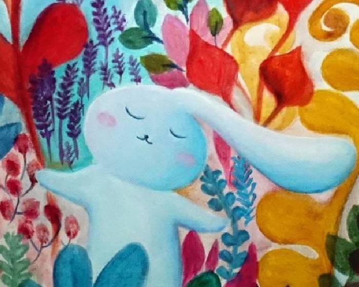 將生命經驗轉為創作能量 用愛來包容所有的不完美 專訪「單耳兔」的創始者-Hoper Hsu