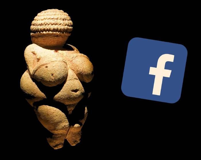 藝術還是色情? 臉書審查三萬年前裸體雕像又惹議