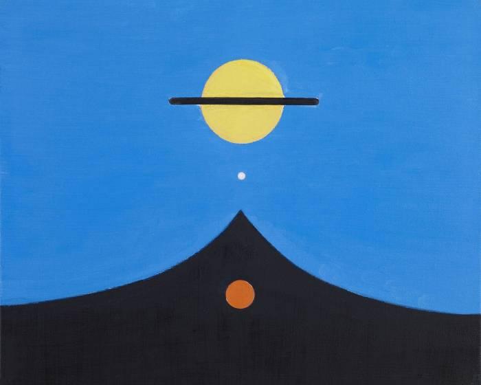 大象藝術空間館:【彷彿若有光 】當代藝術家的境界行旅