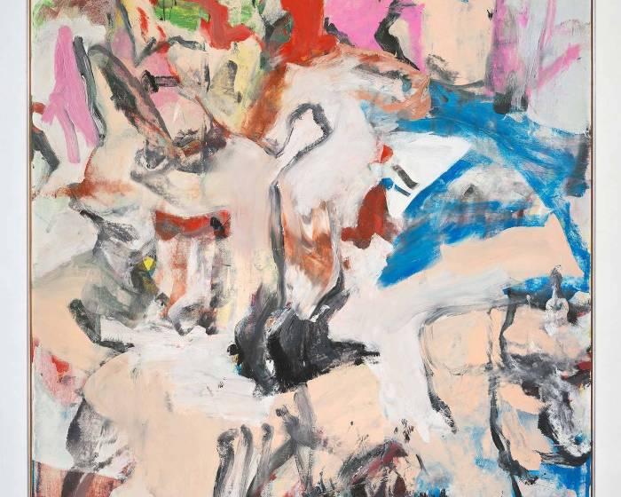 LÉVY GORVY【2018香港巴塞爾藝術展會】LÉVY GORVY 將呈現保羅·G·艾倫家族收藏展出罕見威廉·德·庫寧大師級作品!