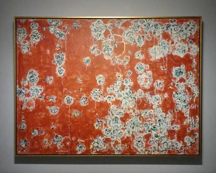 看到藝術:【黃花遮|AMARANTHA】顏貽成個展