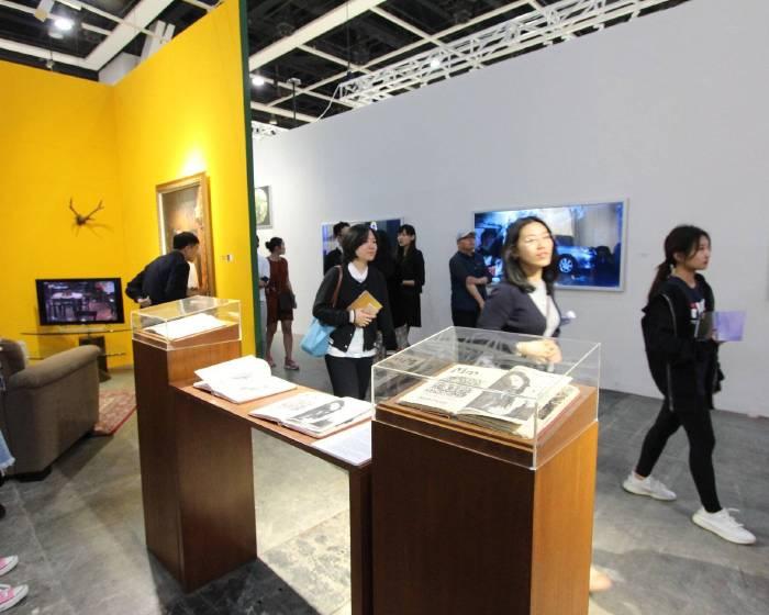 非池中藝術網 | 藝文直擊—台灣參展畫廊【2018香港巴塞爾展會】