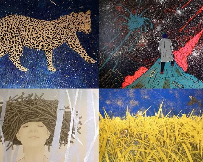 古都與當代藝術的交集:2018 ART TAINAN特搜-精巧細緻的藝術風格呈現