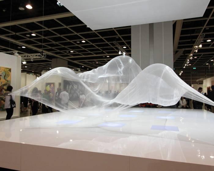 非池中藝術網 | 藝文直擊—2018香港Art Basel三樓會場現場導覽