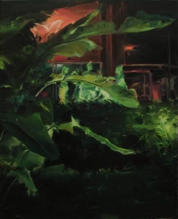7. 鄒享想 Tsou Hsiang Hsiang, 'A206', 2017, 油畫顏料、畫布 oil on canvas, 80x65cm