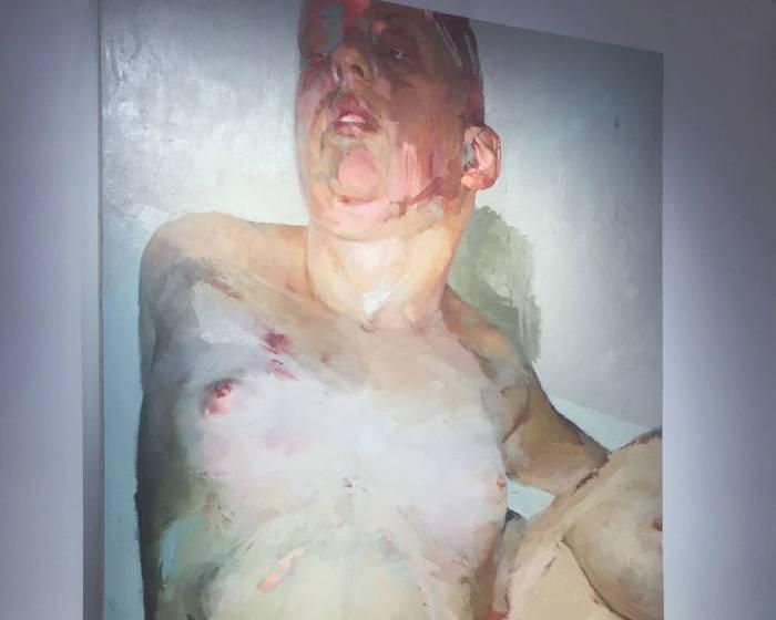 2018香港巴塞爾藝博會 「誰敢再說女人不會畫?!」繪畫作品亮點(二) 珍妮.薩維爾 Jenny Saville