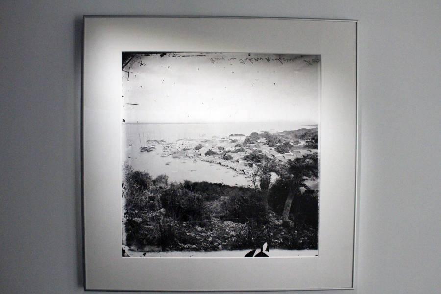 約翰‧湯姆生攝影作品,歐洲首批旅行至遠東的攝影家之一。圖/非池中藝術網攝。