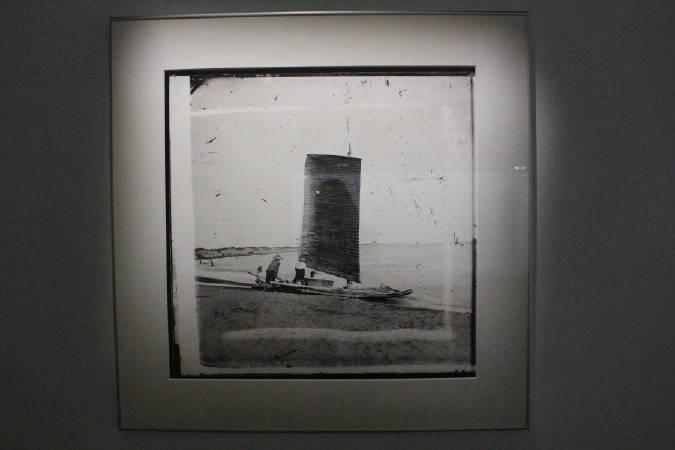 約翰‧湯姆生,19世紀打狗港影像。圖/非池中藝術網攝。