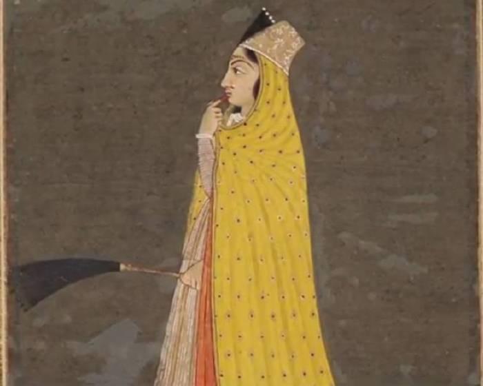 一檔探索古代顏料的展覽 挖掘百年手稿背後驚奇