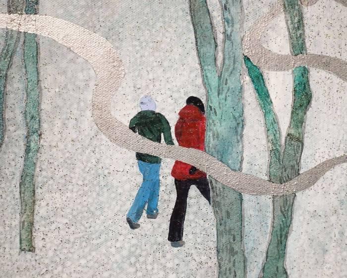 阿波羅畫廊:《收藏一座山》黃法誠個展