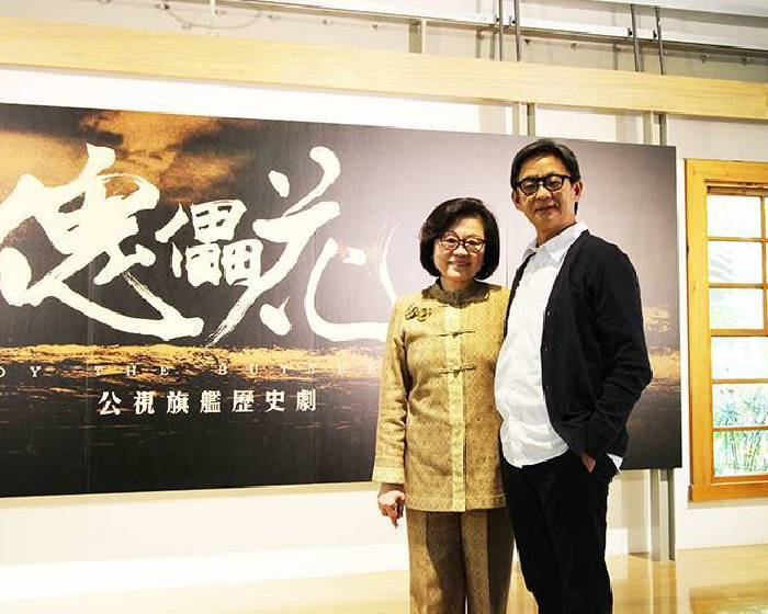 公視旗艦大戲《魁儡花》團隊發布 陳郁秀:讓國際看見台灣最好的