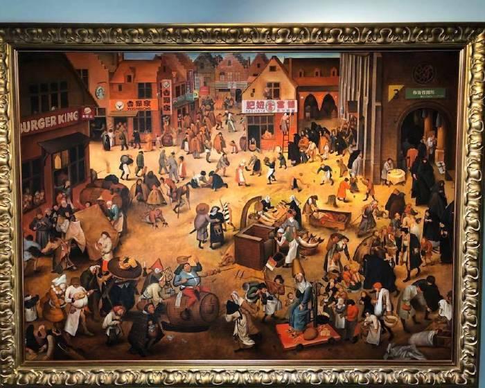 多納藝術:【多納藝術開幕首展「似 錦 Gorgeous」】繁花似錦十年收藏 呈現出如劇場般的迷人光景