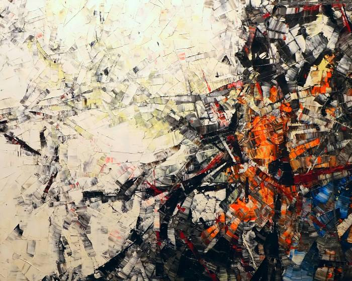 2018香港巴塞爾藝博會「誰好意思再說被邊緣化?!」 繪畫作品亮點(四)讓–保羅•利奧佩爾 Jean-Paul Riopelle