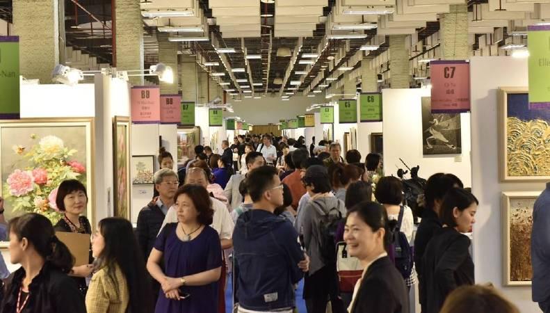 「2018台北新藝術博覽會」將於5月18日至21日在台北世貿三館登場。