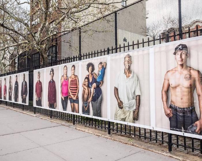 在公園遇見「鄰居」 用藝術創作讓城市加溫