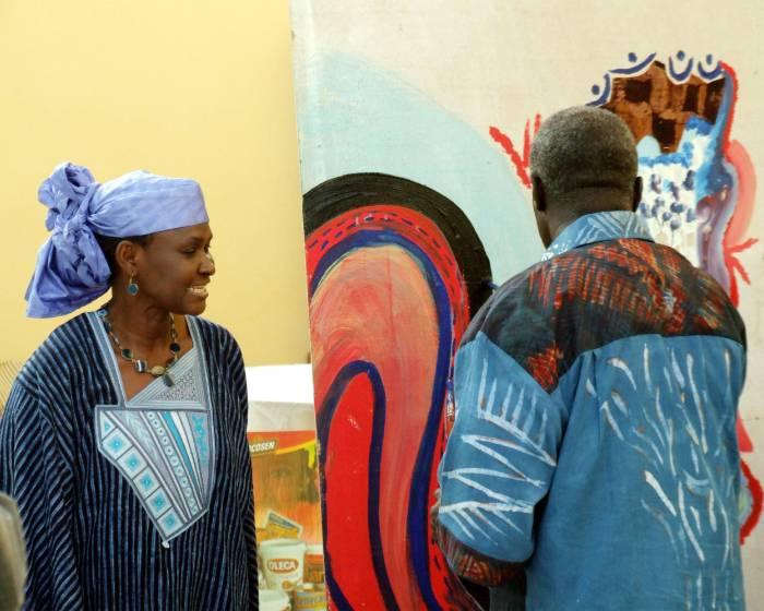 第13屆達喀爾非洲當代藝術雙年展──成為不容忽視的非洲