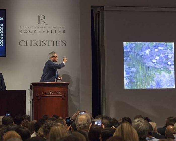 畢卡索、莫內領銜 首場洛克斐勒專拍收穫193億台幣